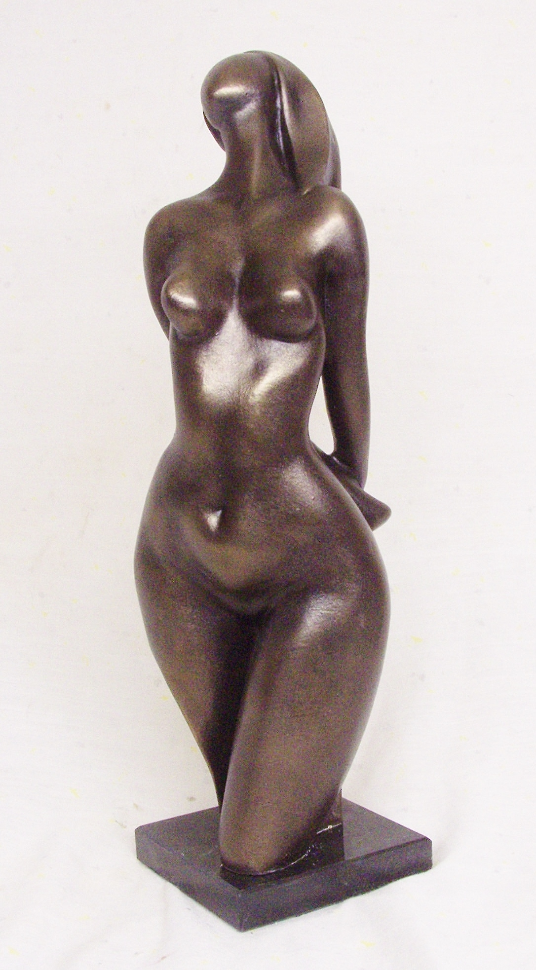 Sculpture of a nude art torso